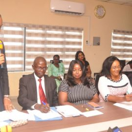 AKSPHCDA Boss Inaugurates Inter-Agency Technical Committee