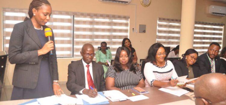 AKSPHCDA Boss Inaugurates Inter-Agency Technical Committee