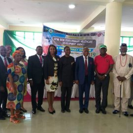AKSG Raises Bar Of Healthcare As Community-Based Health Initiative Partners AKSPHCDA On Universal Health Coverage